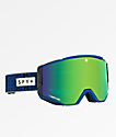 Spy Ace Phil Casabon Green Spectra Snowboard Goggles