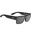 Spy Cyrus Soft Matte Black Happy Lens Polarized Sunglasses