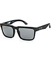 Spy Helm Happy Lens gafas de sol en negro mate y gris