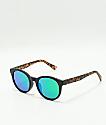 Spy Hi-Fi gafas de sol de carey y verdes