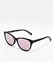 Spy Hi-Fi gafas de sol en negro mate y bronce