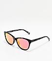 Spy Spritzer Black Tortoise & Pink Sunglasses