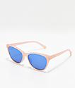 Spy Spritzer gafas de sol en rosa mate y azul