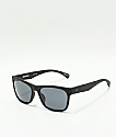 Spy Sundowner Matte Black & Grey Sunglasses