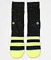 Stance Boys Vibe Black Crew Sock