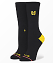 Stance C.R.E.A.M. Wu Patch Black Crew Socks