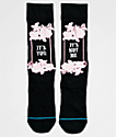Stance Excuses Black Crew Socks