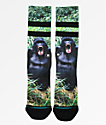 Stance Gorilla calcetines negros