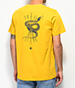 Stance Needles Gold T-Shirt