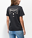 Stance Reverb Black T-Shirt