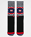 Stance USA Praise Black Crew Socks