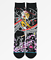 Stance x Star Wars Warped Pilot calcetines negros