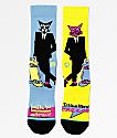 Stance x Thrilla Krew Kool Cats Crew Socks
