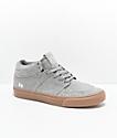 State Mercer zapatos skate de cambray gris y goma
