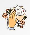 Stickie Bandits Eat Shit Sticker