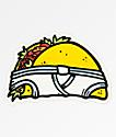 Stickie Bandits Undie Taco Sticker