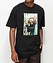 Succ Lil Mayo Cactus camiseta negra