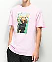 Succ Lil Mayo Cactus camiseta rosa