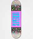 "Superior Spaced Logo Wrap 8.0"" Skateboard Deck"