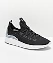 Supra Factor zapatos en negro y gris claro