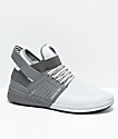 Supra Skytop V Heather & Dark Grey Skate Shoes