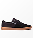 Supra Stacks II Black & Gum Shoes