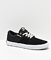 Supra Stacks II Vulc Black & White Skate Shoes