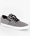 Supra Stacks II Vulc zapatos de skate grises