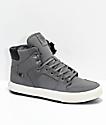 Supra Vaider CW zapatos grises y de tartán