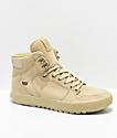 Supra Vaider botas clima frío de color beige