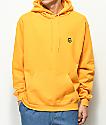 Sweatshirt by Earl Sweatshirt sudadera con capucha en dorado y negro