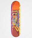"TMNT x Santa Cruz Arcade Everslick 8.5"" tabla de skate"