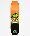 "TMNT x Santa Cruz Michelangelo 8.0"" Skateboard Deck"