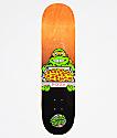 "TMNT x Santa Cruz Michelangelo 8.0"" tabla de skate"