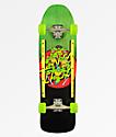 "TMNT x Santa Cruz Turtle Power 9.3"" Skateboard Complete"