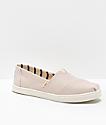 TOMS Alpargata zapatos de color natural