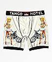 Tango Hotel Pin Up White Boxer Briefs