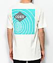 Team Cozy Dynamic camiseta en color arena