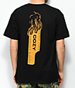 Team Cozy Fire Films Black T-Shirt