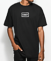 Team Cozy OG Box Black T-Shirt