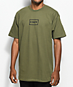 Team Cozy OG Box Olive T-Shirt