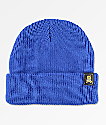 Teddy Fresh Ted Logo Blue Beanie