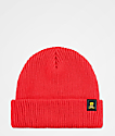 Teddy Fresh Ted Logo Red Beanie