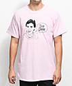 The Bad Dads Club Dad Jokes camiseta rosa