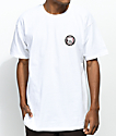 The Come Up Coffman White T-Shirt