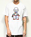 The Come Up OSS Jug-In-A-Box camiseta blanca