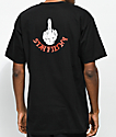 The Come Up OSS Stay Filthy Black T-Shirt