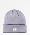 The Forecast Agency gorro lavanda con margarita