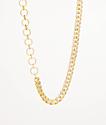 "The Gold Goddess Gold & Diamond 13"" Choker Necklace"