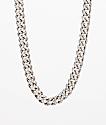 "The Gold Gods 10mm Diamond Miami Cuban 18"" White Gold Chain Necklace"